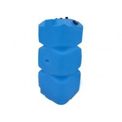Бак топливный 800 л пластиковый (с обвязкой)