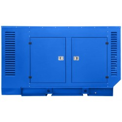 Шумозащитный кожух для генератора 30-100 кВт