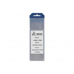 Вольфрамовый электрод синий WL20-175/2,0 (10 шт)