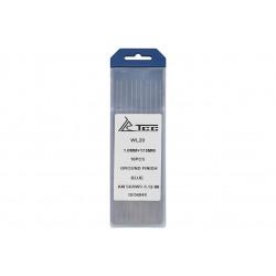 Вольфрамовый электрод синий WL20-175/1,0 (10 шт)