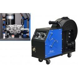 Закрытый подающий механизм, 4 ролика для PRO MIG/MMA-400/500F / wire feeder