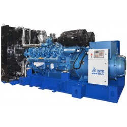 Высоковольтный дизельный генератор ТСС АД-800С-Т10500-1РМ9