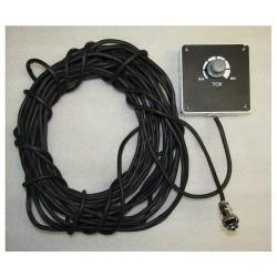 Дистанционный регулятор сварочного тока, 15 м ( для TSS DGW 7.0/250ED-R)