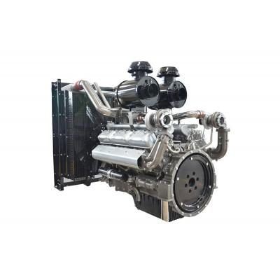 TSS Diesel TDA 500 12VTE