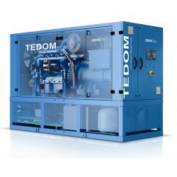 Газопоршневая электростанция Tedom Cento 80