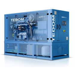 Газопоршневая электростанция Tedom Cento 350