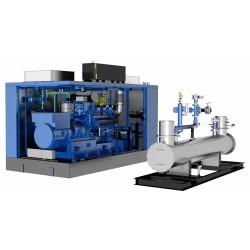 Газопоршневая электростанция Tedom Quanto 600