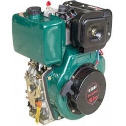 Двигатель дизельный TSS Excalibur 178F-K1 (вал цилиндр под шпонку 25/72.2 / key)