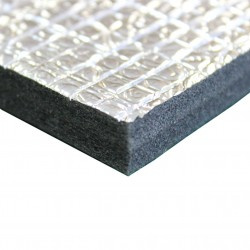 Шумоизоляция Procell Plain Form-ALU coated (2300х1000х30мм)