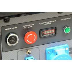 Бензогенератор TSS SGG 18000EH3LA