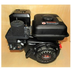 Двигатель бензиновый TSS KM210C-Q (диаметр вала=19,05 мм.)