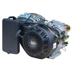 Двигатель бензиновый TSS KM420CE-V (вал-конус, электростартер)