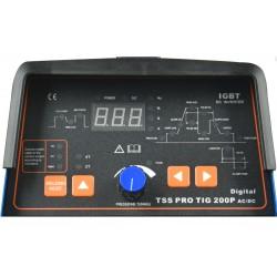 Аппарат TIG сварки алюминия TSS PRO TIG/MMA 200P AC/DC Digital