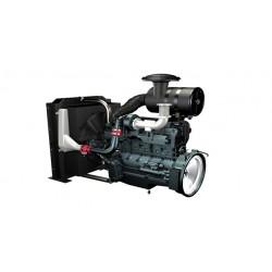 Дизельный генератор ТСС АД-120С-Т400-1РМ17 (Mecc Alte)