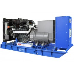 Дизельный генератор ТСС АД-730С-Т400-1РМ17 (Mecc Alte)